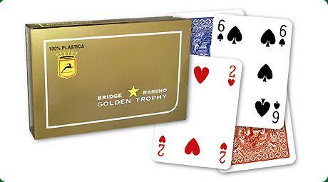 Modiano Ramino Golden Trophy 43291 Karty