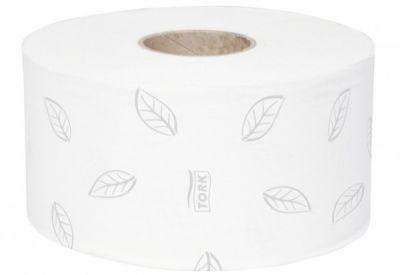 Toaletní papír Tork  Advanced T2 v Mini Jumbo roli, 2 vrstvy, 12ks
