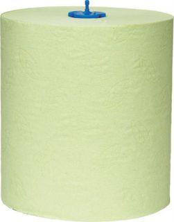 Ručníky Tork Advanced H1 v Matic roli, papírové, zelená, 6ks, 150m