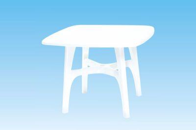 Plastový stůl G21 93x93x72 cm