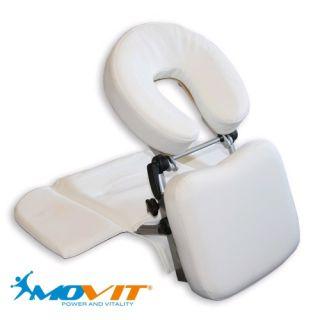 MOVIT - přenosná masážní opěrka hlavy