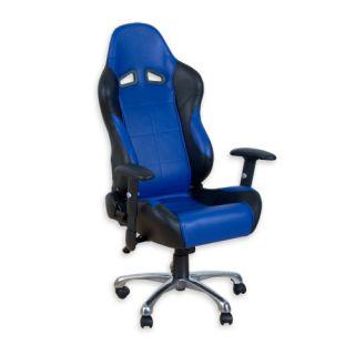 Kancelářská otočná židle RS Series ve sportovním designu
