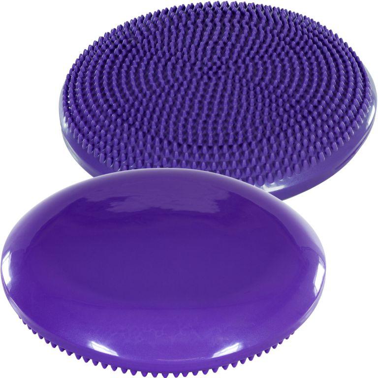 MOVIT 31958 Balanční polštář na sezení 33 cm - fialový