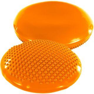 Balanční polštář na sezení MOVIT 37 cm XXL - oranžový