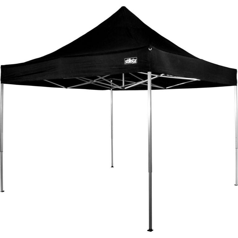 Stilista 43257 Zahradní párty stan nůžkový 3x3 m - černá