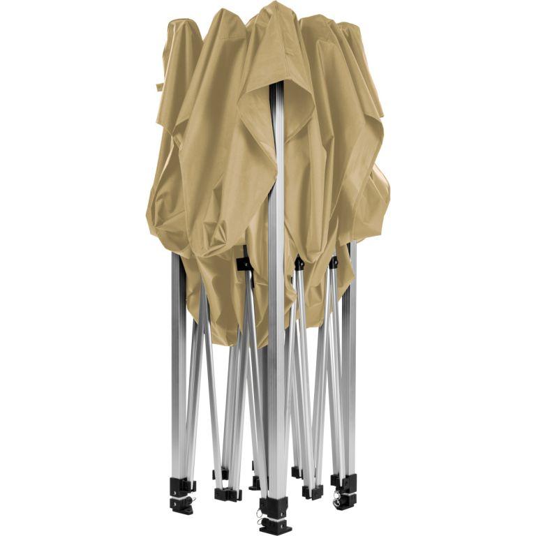 Zahradní párty stan nůžkový INSTENT PRO 3x3 m + 4 bočnice