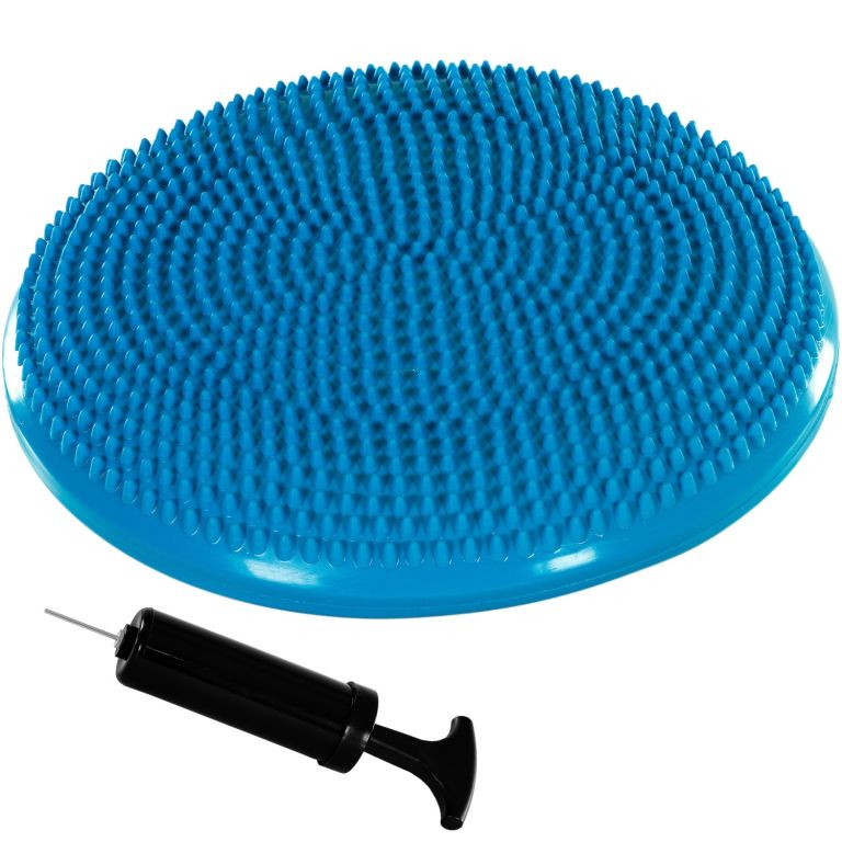 MOVIT Balanční polštář na sezení, 38 cm, modrý