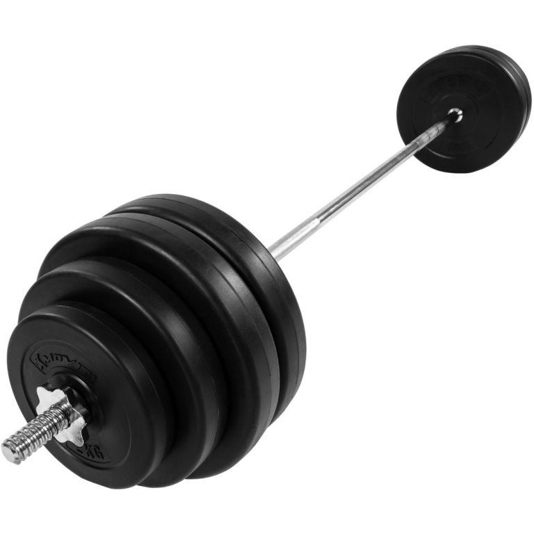 MOVIT 9619 Obouruční činkový set 60,5 kg