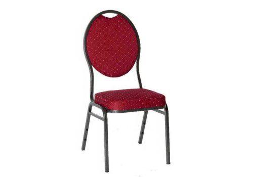 A.B.C. Worldwide 2064 Kvalitní kovová židle Monza - červená