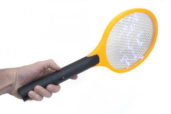 "Elektrická plácačka na hmyz Swatter ""Fly Zapper"""
