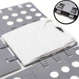Deska na rychlé skládání oblečení - šedá