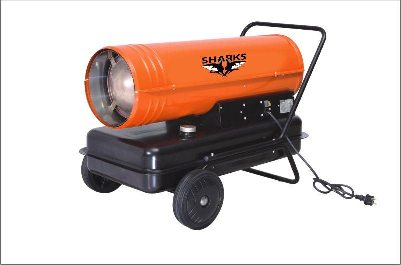 Sharks olejová horkovzdušná turbína 30 S 230V
