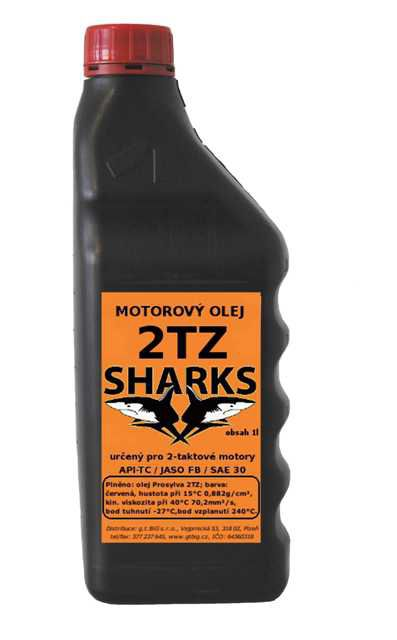 Sharks 2T
