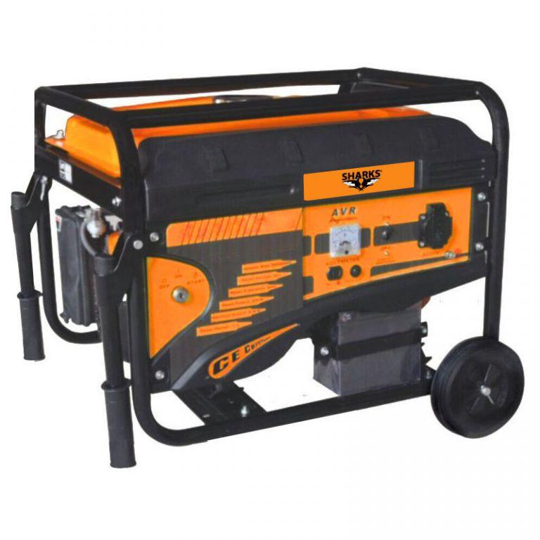 Benzínový generátor SH 2800-GF