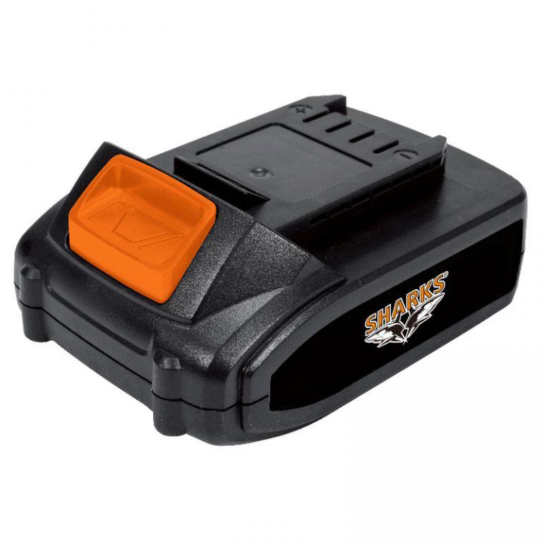 Sharks 56208 Li-Ion baterie 18V 4,0Ah