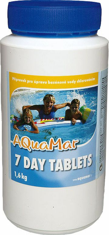 Aquamar 7D tablety 1,6 kg