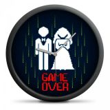 Hodiny Game Over