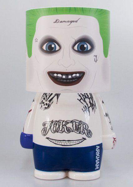 LED lampička Suicide Squad - Joker