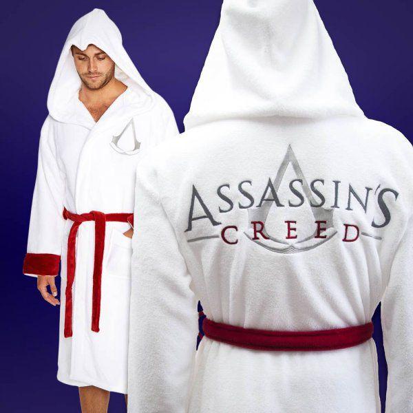 Pánský župan Assassin Creed