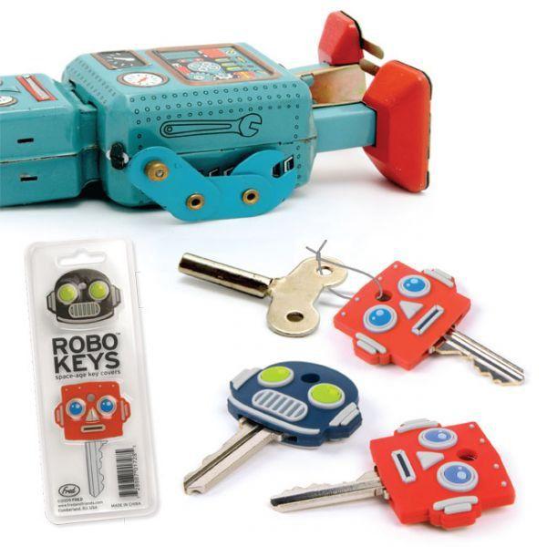 Robo - klíče