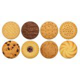Sada tácků - sušenky