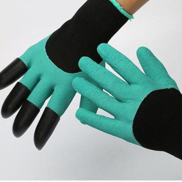 846a5d1e54c Zahradnické rukavice pro snadné hrabání