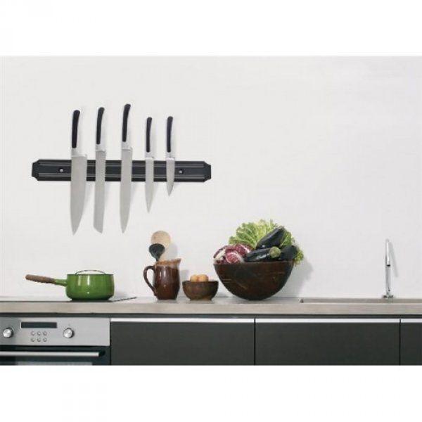 Magnetická lišta na nože, 33 cm