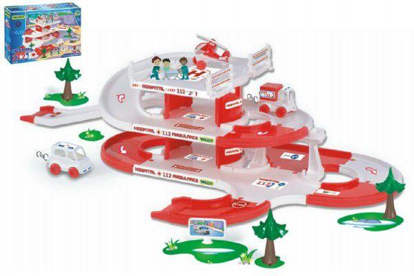 Kid Cars 3D Wader plast v krabici 12m+