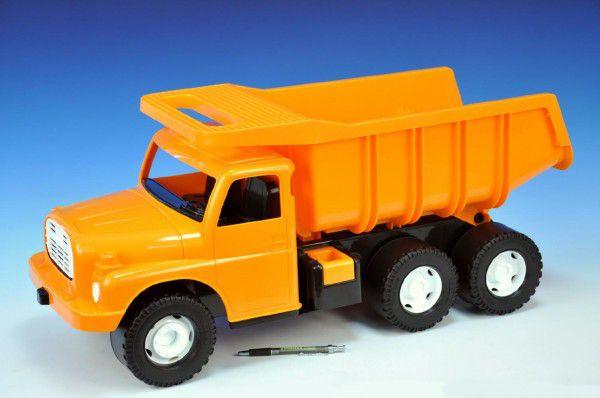 Tatra 1Auto plast 73cm v krabici - oranžová