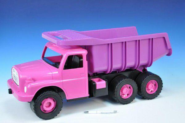 Tatra 1Auto plast 73cm v krabici - růžová