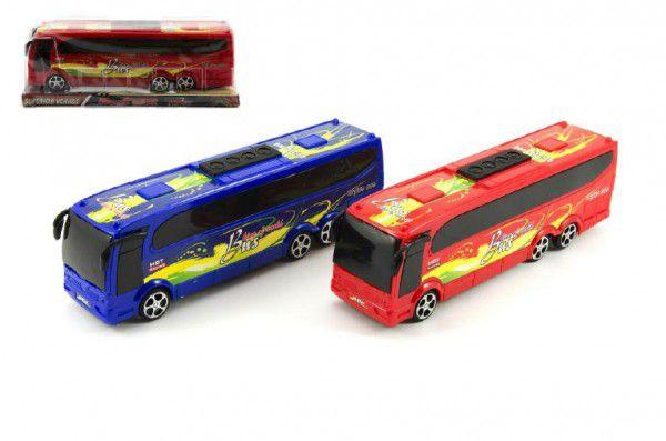 Teddies Autobus na setrvačník 25 cm