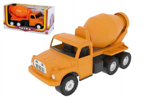 Tatra 1Auto plast 30cm domíchávač oranžová v krabici
