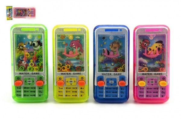 Vodní hra, mobil 11 x 5 cm