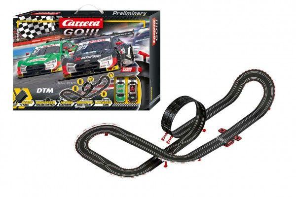 Autodráha Carrera GO!!!