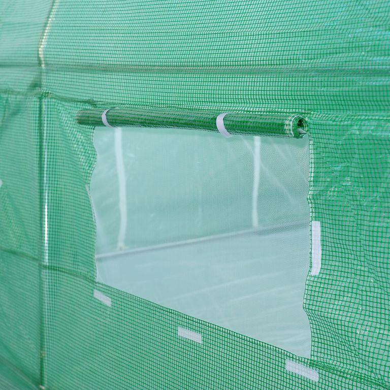 Fóliovník 250 cm x 800 cm - zelený