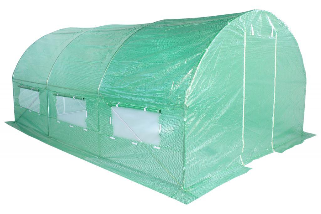 Home & Garden Fóliovník 250 cm x 500 cm - zelený