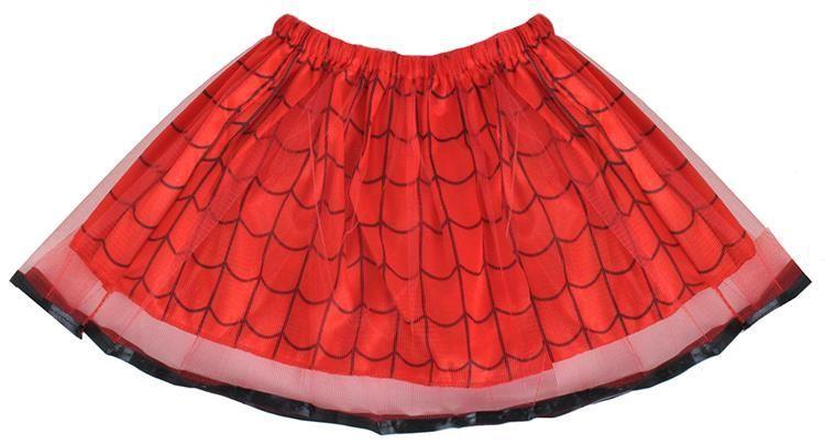 Kostým čarodějka- červená