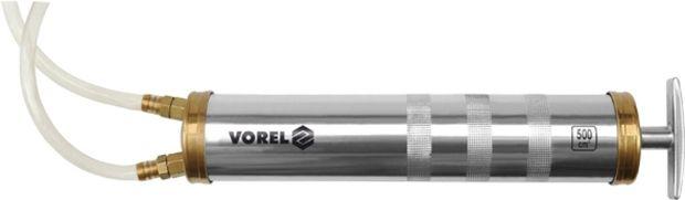 Vorel Pumpa ruční na olej 500 mm