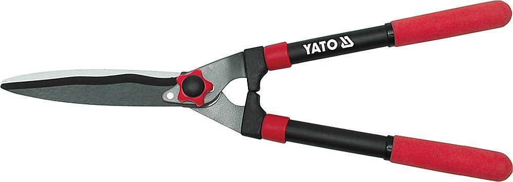 Yato Nůžky na živý plot 550mm (nože 205mm)