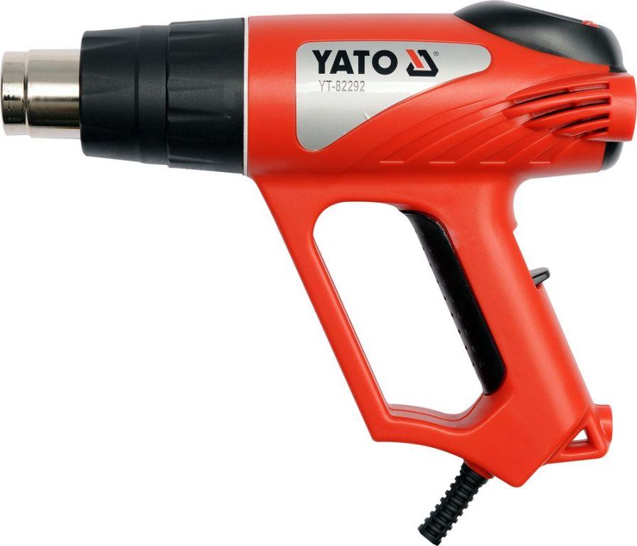 Yato Pistole opalovací 2000 W s příslušenstvím