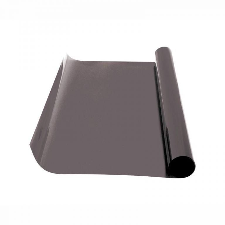 Folie protisluneční - 50x300 cm, medium black 25%