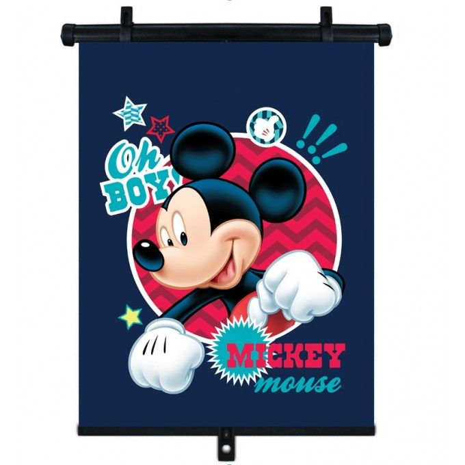 DISNEY Roletka boční Mickey Mouse 1ks