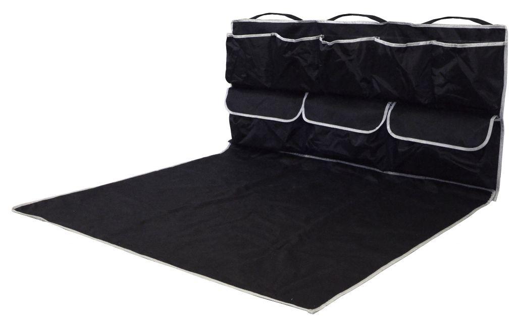 Compass Ochranná deka do kufru s kapsami - 110 x 100 x 50 cm