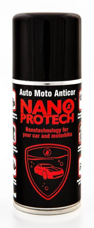 Compass Nanoprotech sprej pro automobily, antikorozní - 150 ml