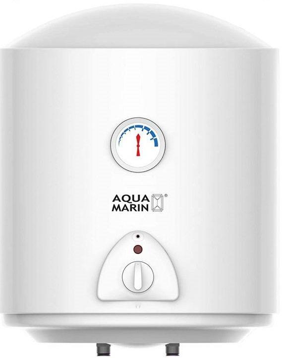 Aquamarin 74795 Elektrický zásobník na horkou vodu 30 l, bílý