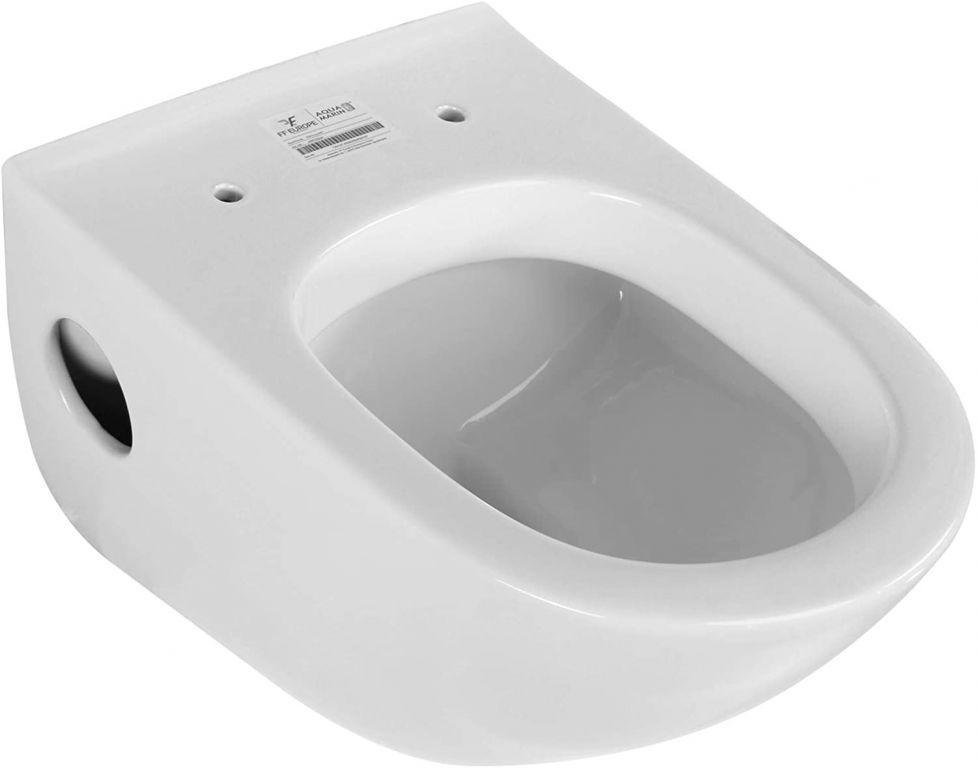Aquamarin 74802 Porcelánové závěsné WC
