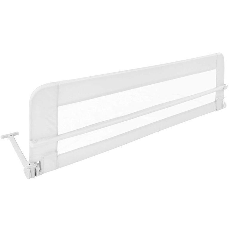 Infantastic 75116 Dětská zábrana na postel, 102 cm, bílá