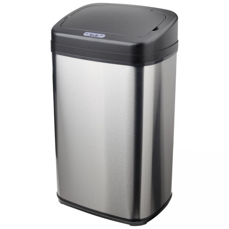 Odpadkový koš DuFurt automat OK30X