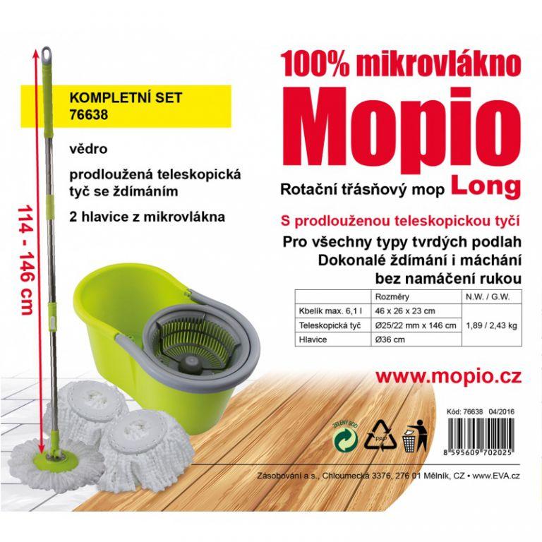 Uklízecí mopový set Mopio 76638 Long