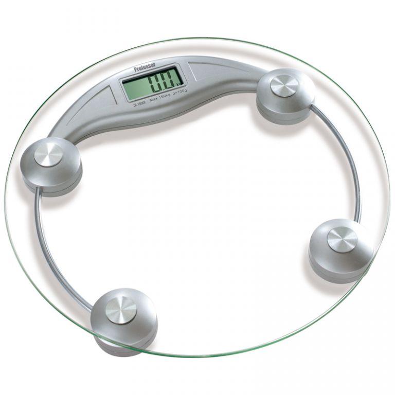 Váha osobní Professor DV1506X skleněná